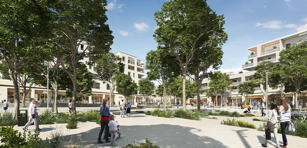 [ITW] Le «Quartier Jean Zay», fruit d'une collaboration entre 5 promoteurs
